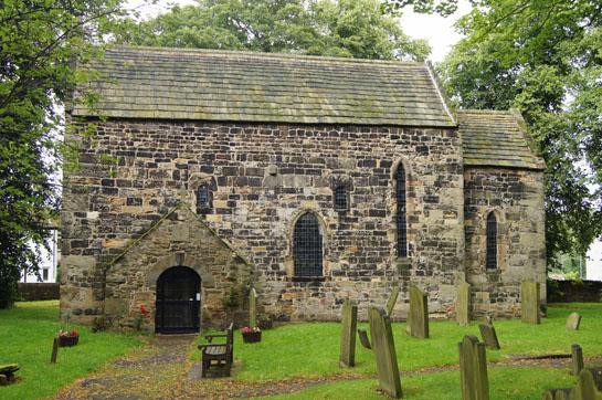 The Pre-Norman Church
